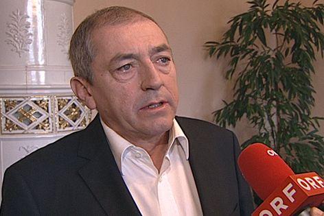 Der Salzburger Bürgermeister Heinz Schaden