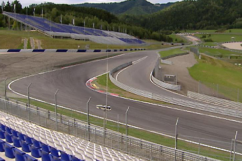 red bull ring umbau