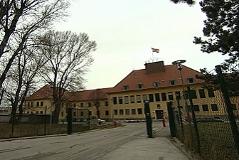 ehemalige Marine-Kaserne in der Kuchelau