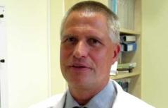 Primar Dr. Hildebert Hutt, Leiter der Rehabilitation am Medizinischen Zentrum Bad Vigaun