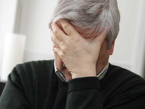 Mann Depresseion Pensionist