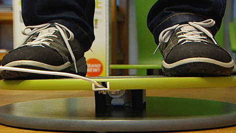 """""""MFT Balance Disc"""" der Firma TST"""