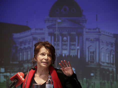 Anna Badora PK Volkstheater