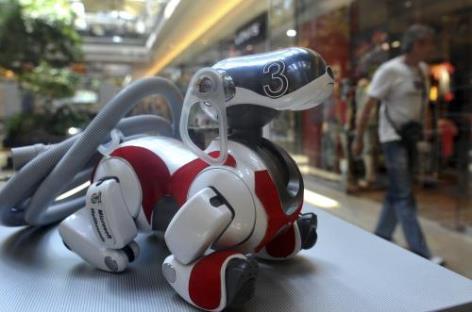 výstava robotů