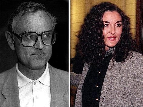 August Janisch und Silvana Meixner