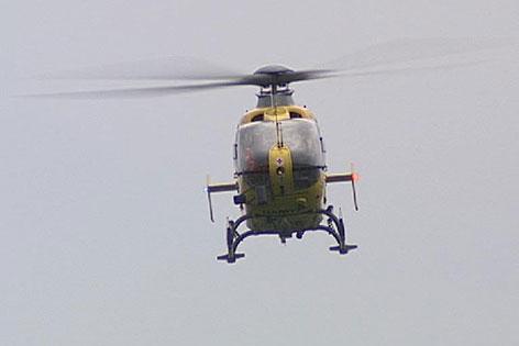 Christophorus Hubschrauber