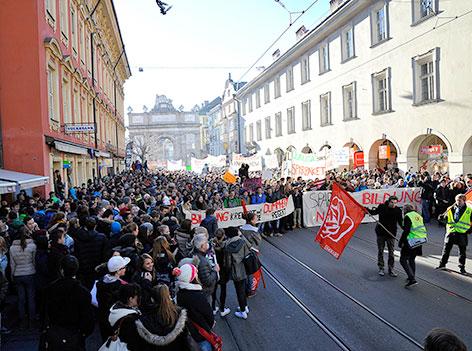 Schülerstreik