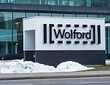 Firmensitz der Firma Wolford in Bregenz
