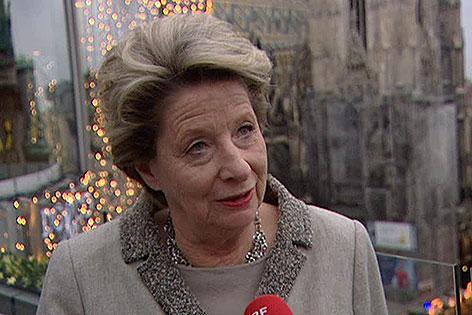 Bezirksvorsteherin Ursula Stenzel