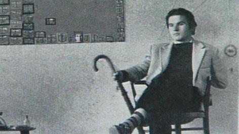 Maler Anton Lehmden mit 89 Jahren verstorben