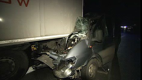 Unfall auf A4