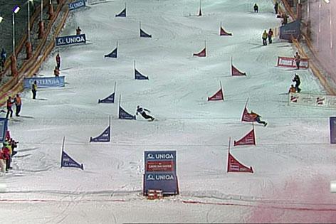 Buchebenhang Bad Gastein Snowboard Weltcup