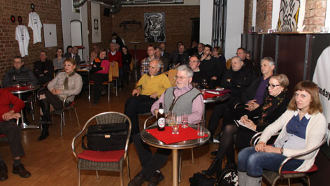 Publika u Hrvatskom centru
