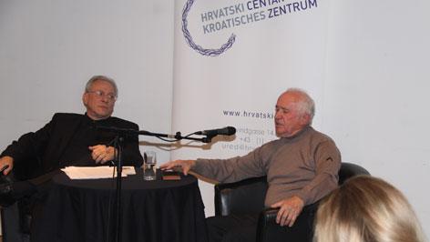 Petar Tyran i Nikola Benčić