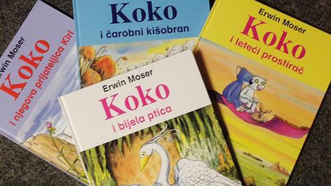 Erwin Moser Koko i Kiri