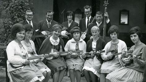 Tamburica Pajngrt 1964