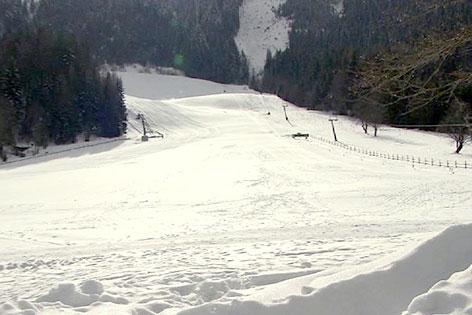 Update Schnee Soldaten abgezogen Lesachtal Bodental