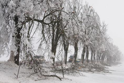 Eisregen Slowenien