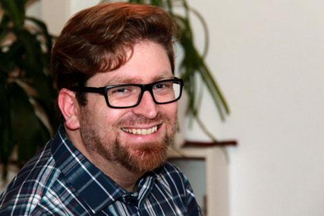 Der Verhaltensbiologe Michael Zechmann von der Universität Innsbruck.
