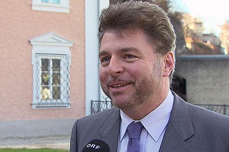 Der Salzburger Politikwissenschafter Reinhard Heinisch