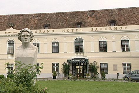 Hotel Sauerhof Baden