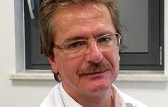 Helmut Hiertz von der Klinik in Bad Vigaun (Tennengau)