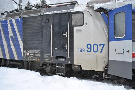 Lokomotion-Lokomotive