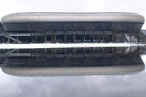 Sattnitz GlanfurtHochwasser Klagenfurt Viktring Waidmannsdorf