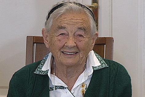 Maria Franziska von Trapp im Jahr 2008