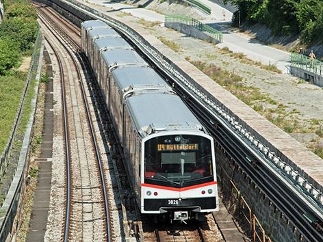 Wiener Linien U-Bahn Themenbild U4
