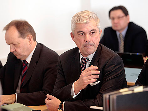 Othmar Ederer Paul Kocher Hans-Jörg Megymorez