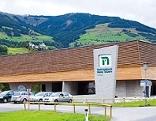 Das Nationalparkzentrum in Mittersill (Pinzgau)