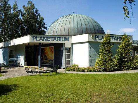Planetarium Klagenfurt pleite Insolvenz
