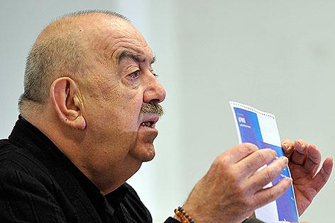 Georg Springer, Geschäftsführer der Bundestheater Holding