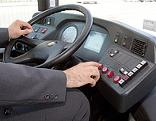 Anonymer Busfahrer