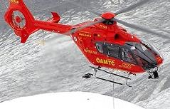 Alpin Heli 6 Rettungshubschrauber Notarzthubschrauber