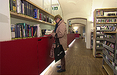 Stadtbücherei Krems