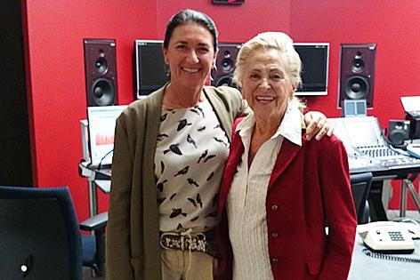 Sabine Wallner und Midi Seyrling