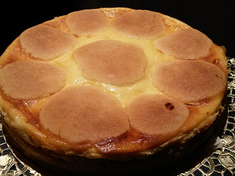Topfen-Apfel-Kuchen