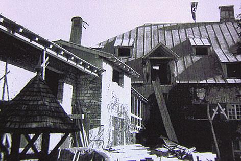 Schloss Mittersill während der NS-Zeit