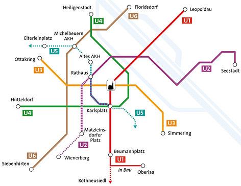 Wien Bekommt Eine U5 Wienorfat
