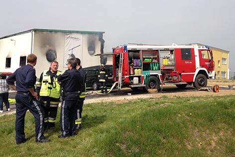 Brand in Zeilern