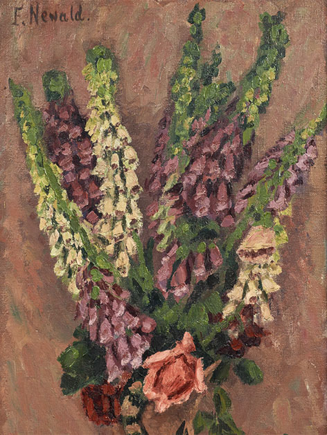 Fanny Newald und Bilder