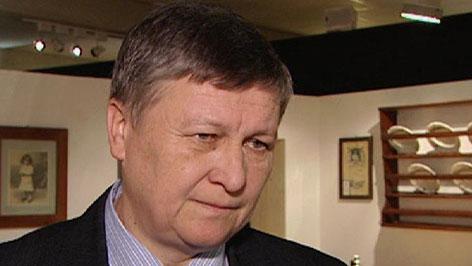 Povjesničar Šandor Horvath