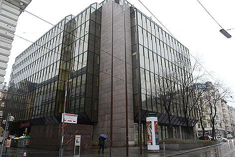 Ehemaliges Rechenzentrum der Stadt Wien