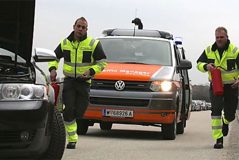 Traffic Manager im Einsatz