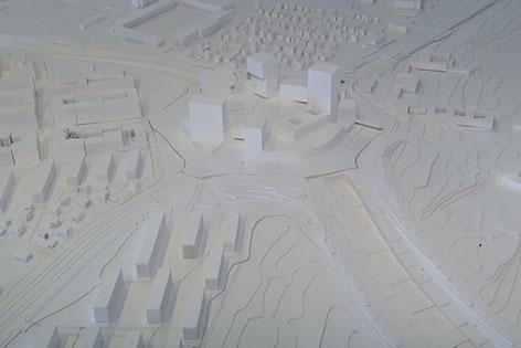 Modell Verteilerkreis