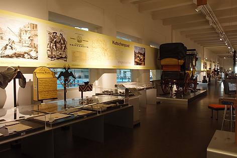 """""""medien.welten"""": Postgeschichte im Technisches Museum Wien"""