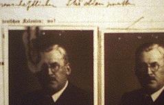 Eduard Paul Tratz SS Haus der Natur SS-Akt