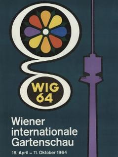 Plakat WIG 64